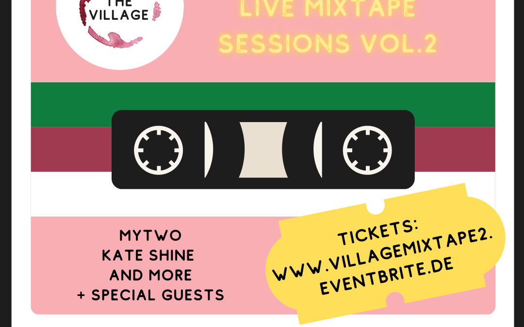 Live Mixtape Sessions geht in die 2. Runde!